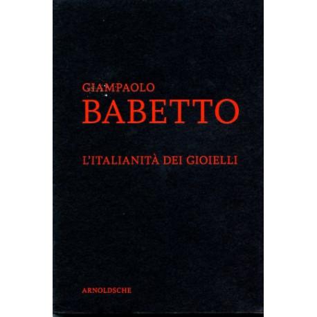 Giampaolo Babetto My Work /anglais