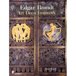 Edgar Brandt art déco ironwork