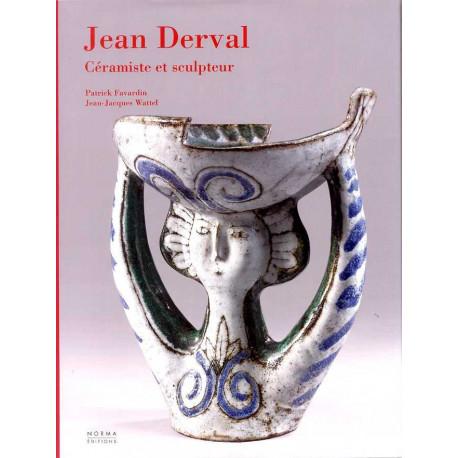 Jean Derval céramiste et sculpteur