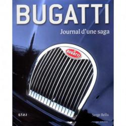 Bugatti journal d'une saga