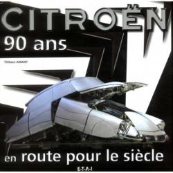 Citroën 90 ans en route pour le siècle