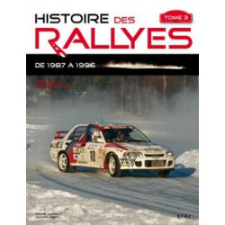 Histoire des rallyes 1987 - 1996  (vol 3)