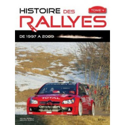Histoire des rallyes 1997 - 2009  (vol 4)
