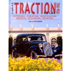 Le guide de la Traction -7-11-22 (1934/1942)