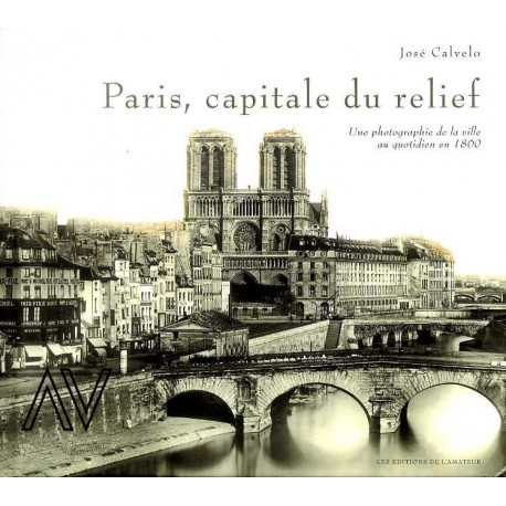Paris capitale du relief une photographie de la ville au quotidien en 1860