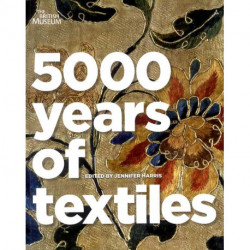 5000 Years Of Textiles (paperback) /anglais