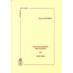 Les catalogues des Salons  tome XX (1902-1904)