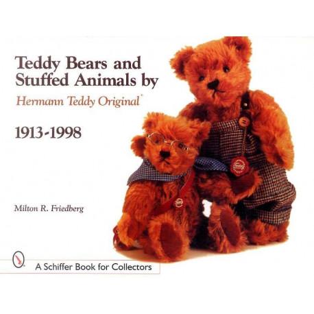 Teddy Bears and Stuffed Animals by Hermann Teddy Originals 1913-1998 (ours en peluche)