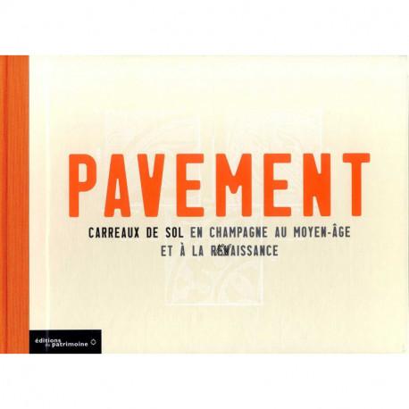 Pavement - Carreaux de sol en Champagne au Moyen-Âge et à la Renaissance