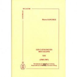 Les catalogues des Salons tome XXI (1905-1907)