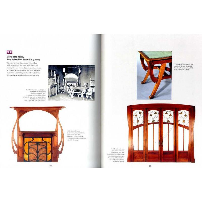 serrurier bovy a visionary designer 1858 1910 le puits. Black Bedroom Furniture Sets. Home Design Ideas