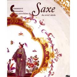 Comment reconnaître une porcelaine de Saxe du 18e siècle