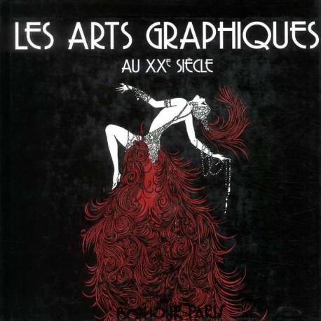 Les Arts Graphiques Au Xxe Siecle