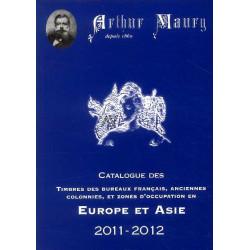 Catalogue Europe et Asie 2011-2012