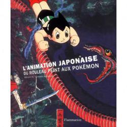 L'animation japonaise du rouleau peint aux pokémon