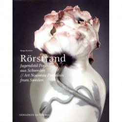 Rorstrand Art Nouveau Porcelain From Sweden /anglais/allemand