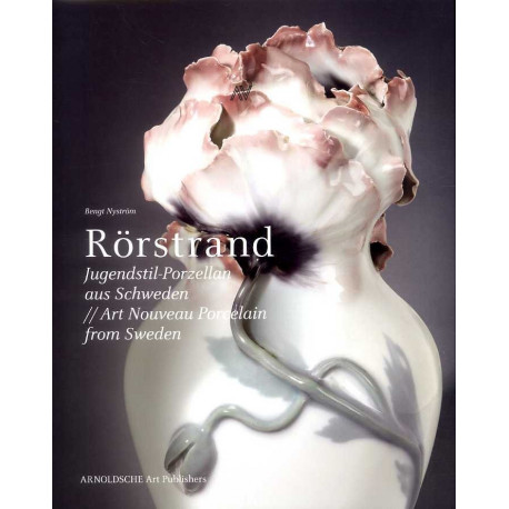 Rorstrand Art Nouveau Porcelain From Sweden /anglais/allemand