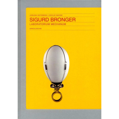 Sigurd Bronger Laboratorium Mechanum - Jewellery and Design