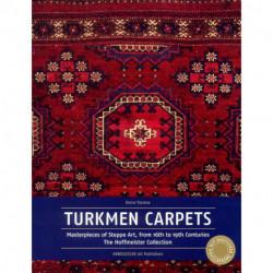 Turkmen Carpets /anglais/allemand