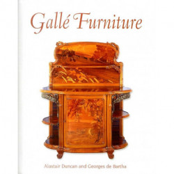 Gallé furniture