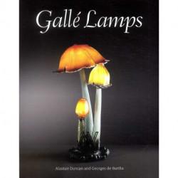 Gallé Lamps ( lampes d'Emile Gallé )