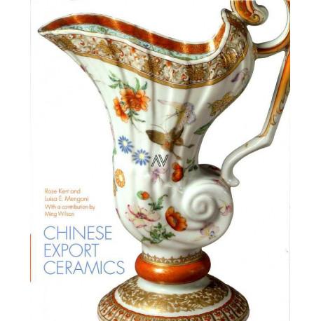 Chinese Export Ceramics /anglais