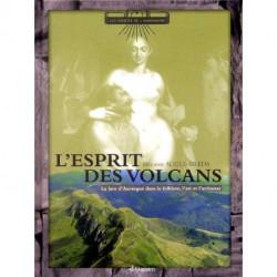 L'esprit des volcans la lave d'auvergne dans le folkore, l'art et l'artisanat