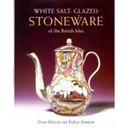 White Salt Glazed Stoneware Of The British Isles /anglais