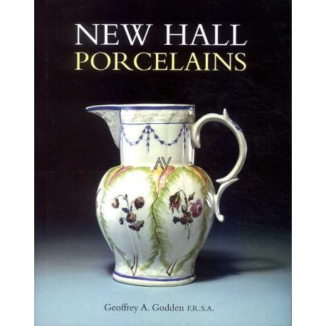 New Hall Porcelains /anglais