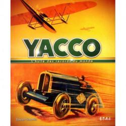 Yacco l'huile des records du monde