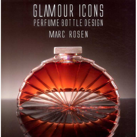 Glamour icons perfume bottle design