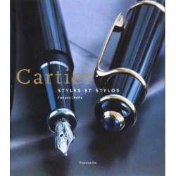 Cartier styles et stylos