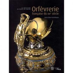 Orfèvrerie française au XIX° siècle, la collection du musée du Louvre