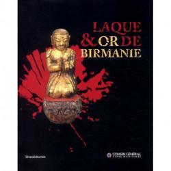 Laque et or de Birmanie