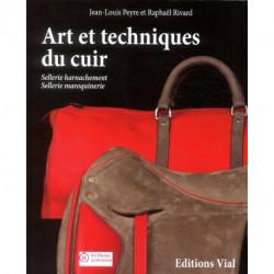 Art et techniques du cuir, sellerie harnachement, sellerie maroquinerie