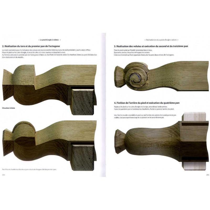 Manuel de sculpture sur bois perfectionnement et mod les le puits aux livres - Modele sculpture sur bois gratuit ...