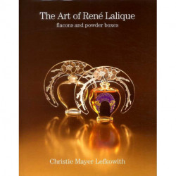 The art of René Lalique flacons and powder boxes