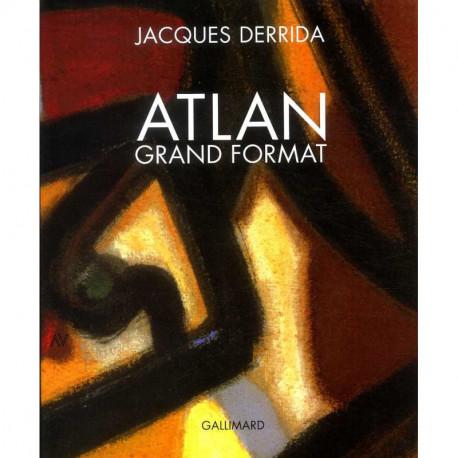 Atlan Grand Format - De La Couleur A La Lettre