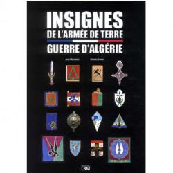 Insignes de l'Armée de terre - Guerre d'Algérie