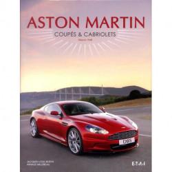 Aston Martin coupés, cabriolets depuis 1948
