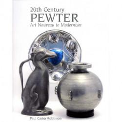 20 Th Century Pewter /anglais