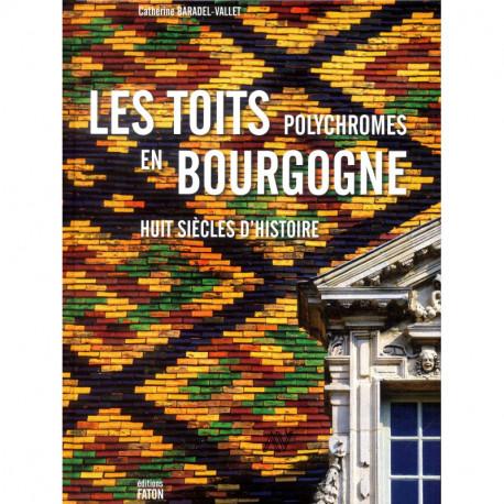 Les toits polychromes en Bourgogne