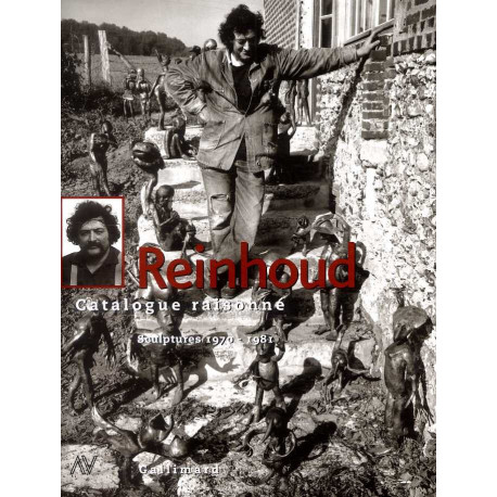 Reinhoud - Vol02 - Catalogue Raisonne-sculptures 1970-1981