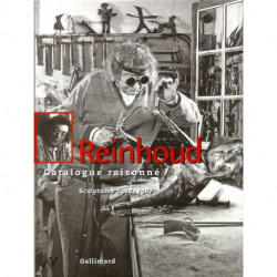 Reinhoud Catalogue raisonné sculptures 1982 - 1987 tome III