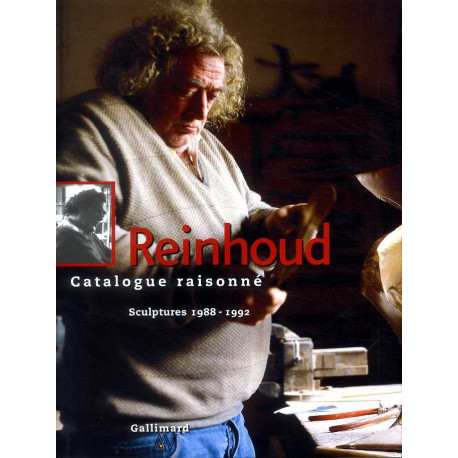 Reinhoud Catalogue raisonné sculptures 1988 - 1992 tome IV