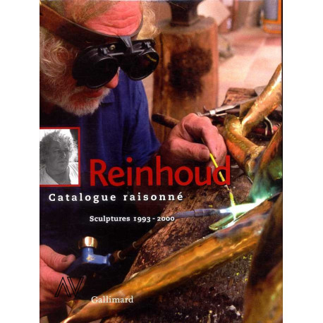 Reinhoud - Vol05 - Catalogue Raisonne-sculptures 1993-2000