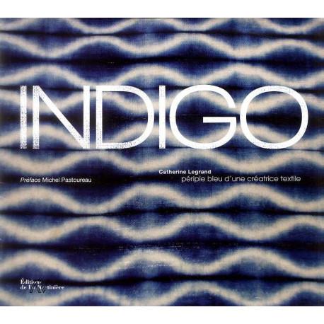 Indigo périple bleu d'une créatrice textile