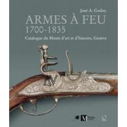 Armes à Feu 1700 1835. Catalogue du Musée d'art et d'histoire de Genève