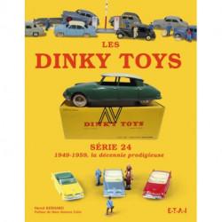 Les Dinky-Toys série 24, 1949-1959, la décennie prodigieuse