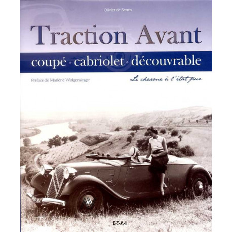 Traction Avant - Coupe, Cabriolet, Decouvrable